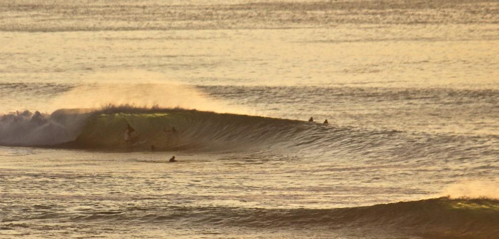 Padang Padang Surf Spot Bali