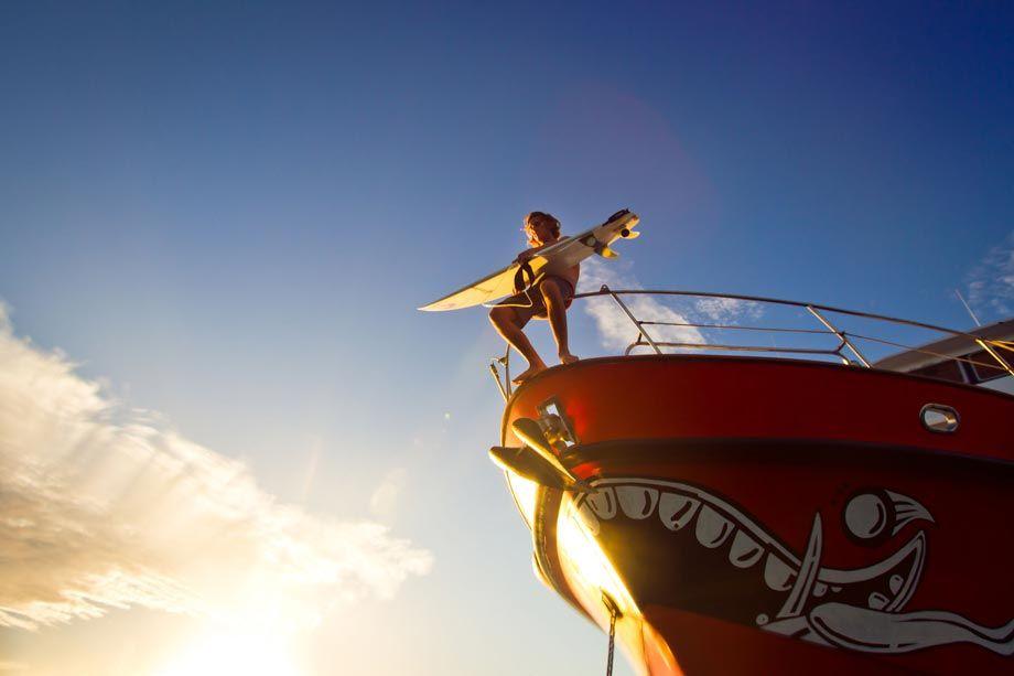 Quest 1 Mentawais surf charter