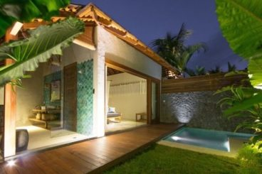 Secluded Villa Bingin